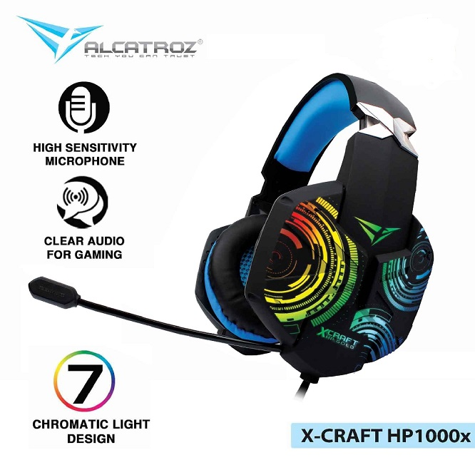 Alcatroz X-Craft HP-100X