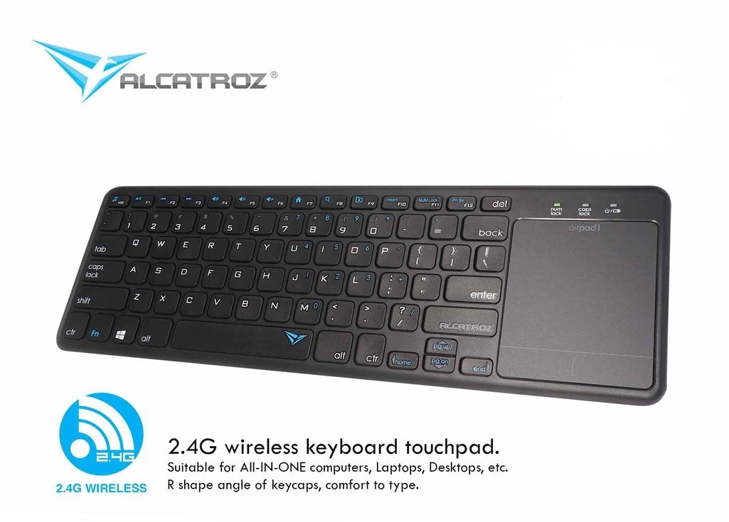 alcatroz airpad 1