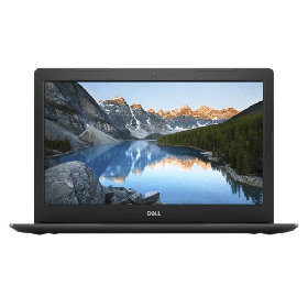 Dell Inspiron 15 (3581) 15.6″FHD/Intel 2.30GHz/4GB RAM/1TB HDD/2GB VIDEO
