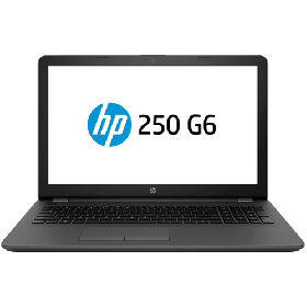 HP 250 G6 15.6″ HD/Intel 2.60GHz/4GB RAM/500GB HDD