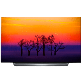 LG OLED 55C8PLA SMART 4K TV