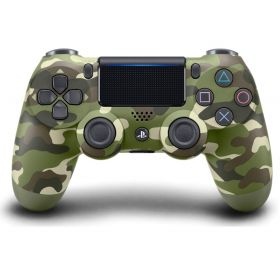 SONY PlayStation 4 Dualshock Controller Gamepad Green Camouflage