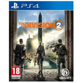 TOM CLANCY´S - The Division 2 PS4 game