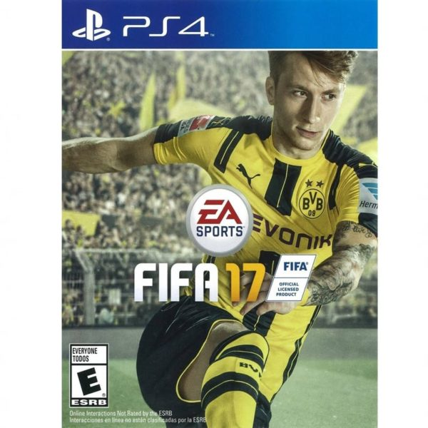FIFA 17 -PS4 game