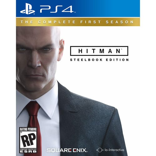 HITMAN: THE COMPLETE FIRST SEASON -PS4 game