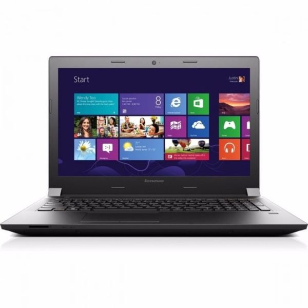 LENOVO IdeaPad B50-80 15.6″/Intel i3 2GHz/4GB RAM/500GB HDD