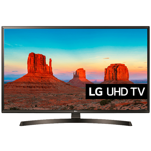 LG 49UK6400PLF Smart 4K TV