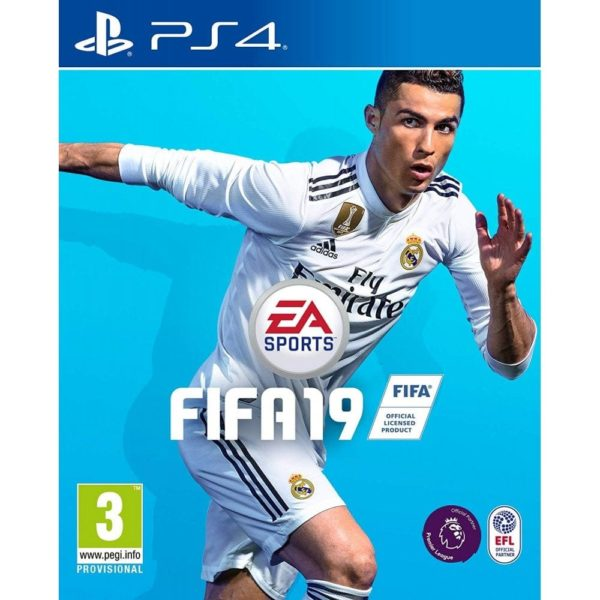 FIFA 2019 -PS4 game