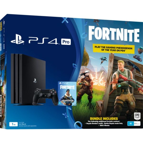PS4 Pro 1TB + Fortnite