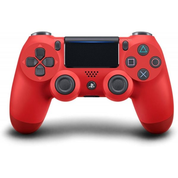 SONY PlayStation 4 Dualshock Controller Gamepad Magma Red